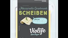 Violife - Scheiben mit Mozzarella-Geschmack