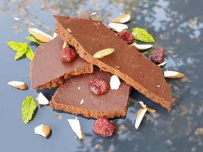 Rezept für vegane Schokolade