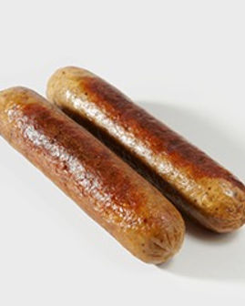 Vegetarische Soja-Bratwurst