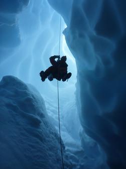 Antarctica ICEVOLC project ice-caves volcanoes Melbourne Rittmann
