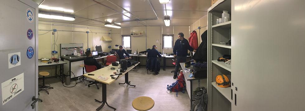 Antarctica ICEVOLC project