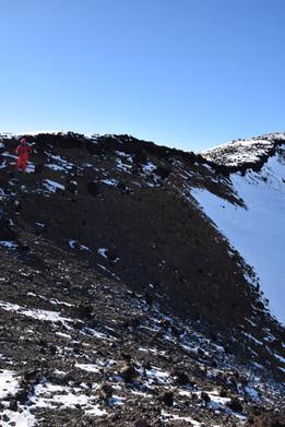Antarctica ICEVOLC project rock geochemistry volcanoes Melbourne Rittmann