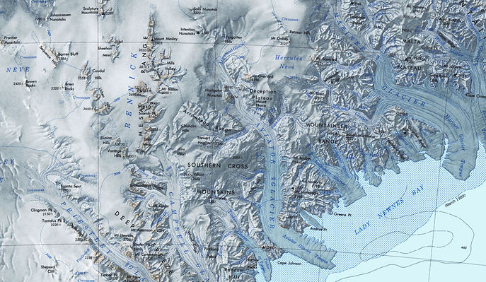 Antarctica volcanoes ICEVOLC Rittmann