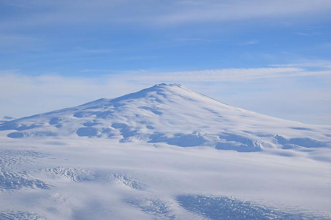 Antarctica volcanoes ICEVOLC Melbourne