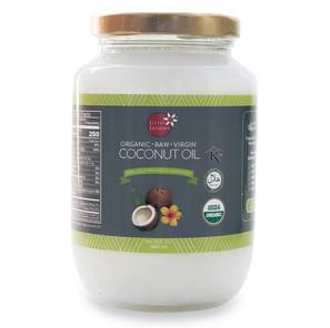 Organic Coconut Oil (Raw Vegan)