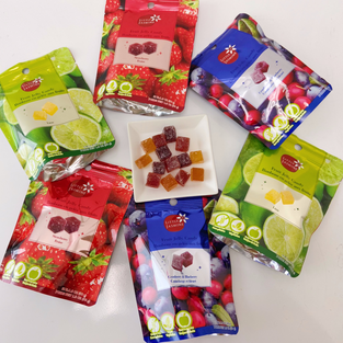 Soft Vegan Jelly Candy