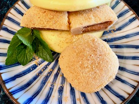 Peanut Mochi Lotus Bun Recipe