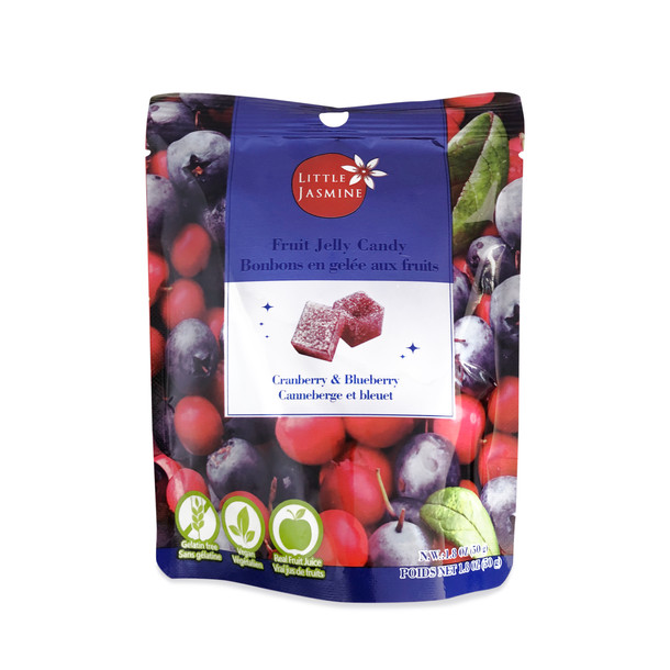 Blueberry & Cranberry Fruit Candy