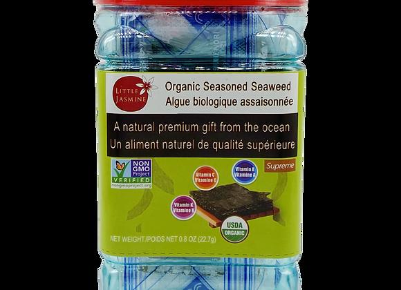Seasoned Seaweed Snack