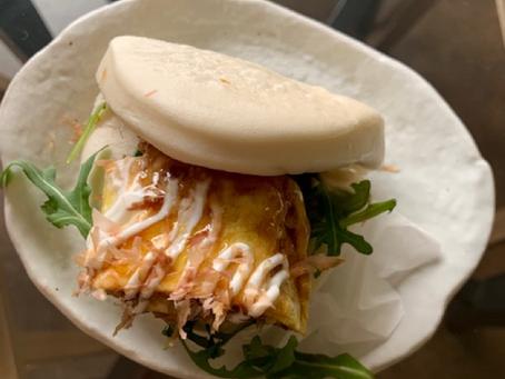 Oiyakivored Mushroom Omelet