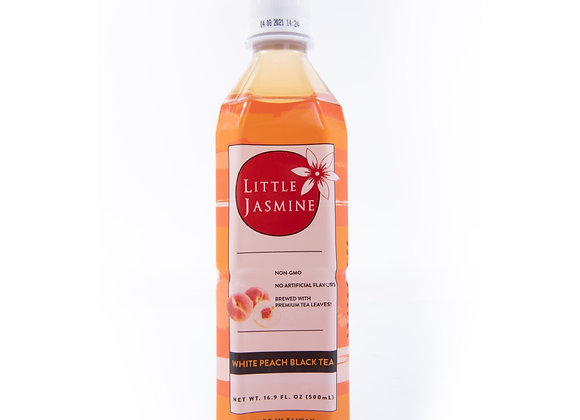 White Peach Black Tea   (10 bottles)