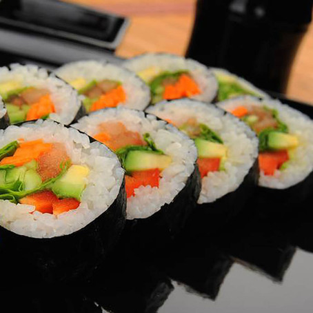 Maki Veggie Rolls