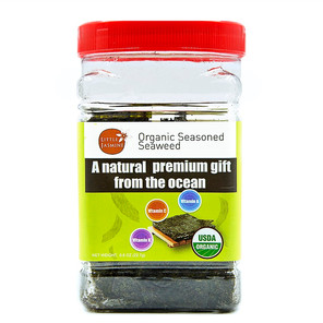 Organic Seasoned Seaweed Snack