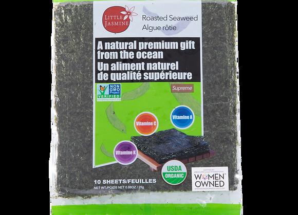 Roasted Seaweed-10 Full Sheets