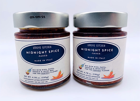 Midnight Spice  Sauce Twin Pack