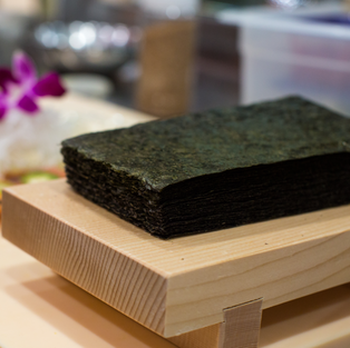 Organic Roasted Seaweed (50 Sheets)