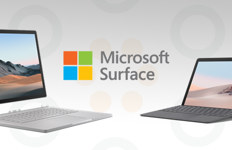 New Microsoft Surface Products Released