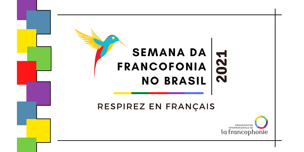 Semana da Francofonia - evento gratuito