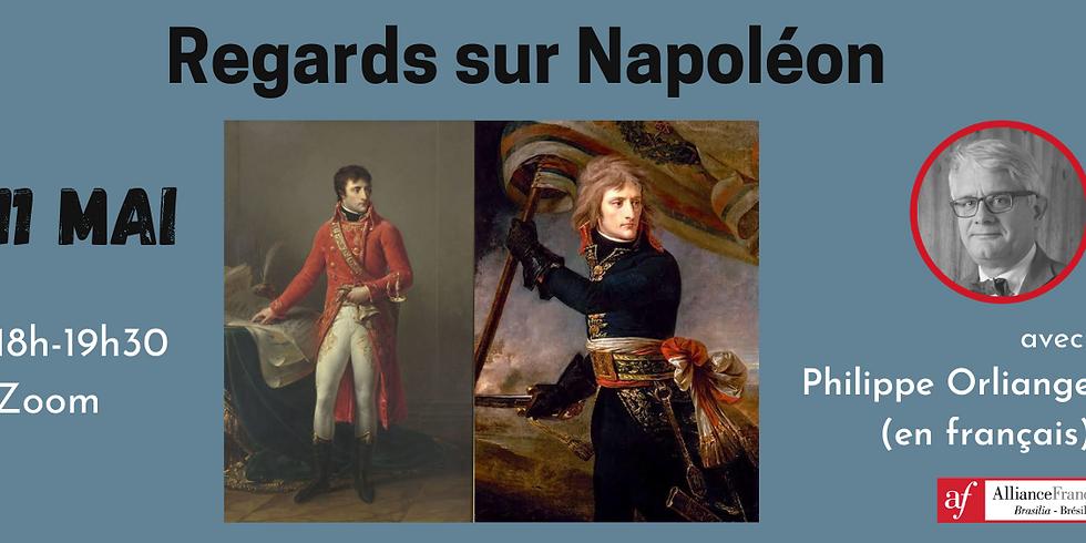 Regards sur Napoléon - Webinário gratuito