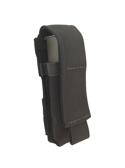 MGM9P1X1-BK MGM9P1X1- Single Pistol Mag Pouch