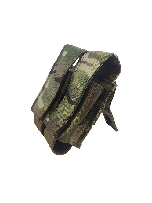 MG40MM2R-, MG40MM2R-MC, MG40MM2R-CB, MG40MM2R-BK, 40MM 2 Round M203 Pouch