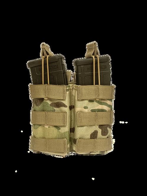 MG5562X1-MC MG5562X1 Double M4 5.56 Mag Pouch