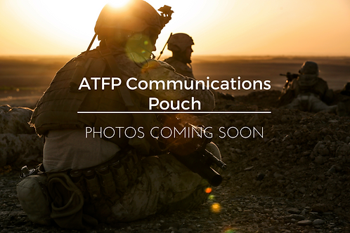 ATFP Communications Pouch