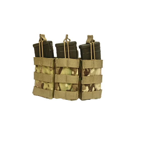 MG5563X1-MC MG5563X1- Triple M4 5.56 Mag Pouch