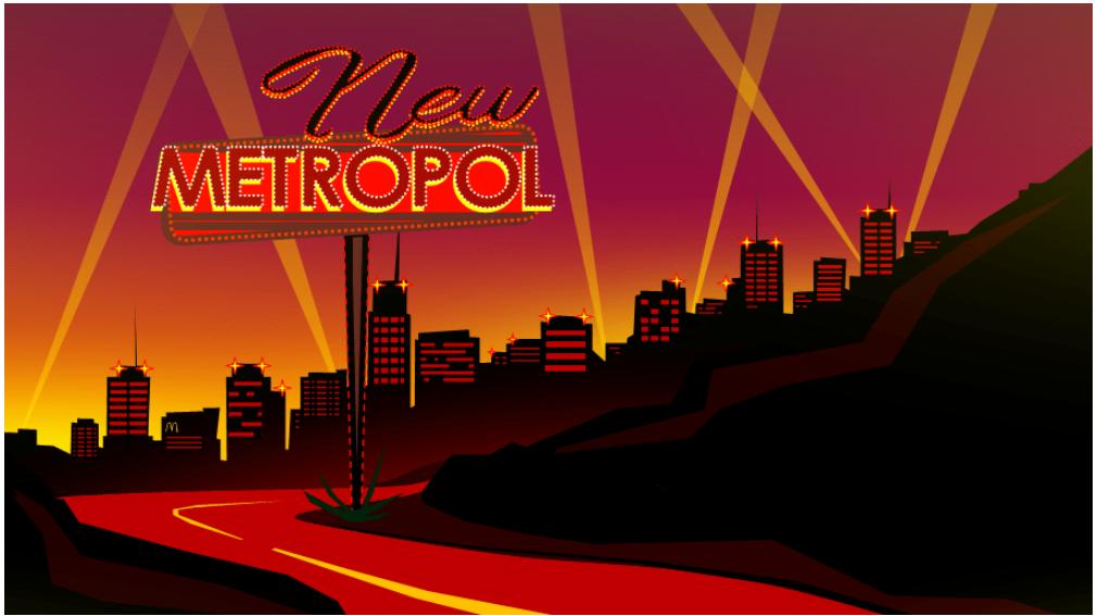 Metropolis Arena