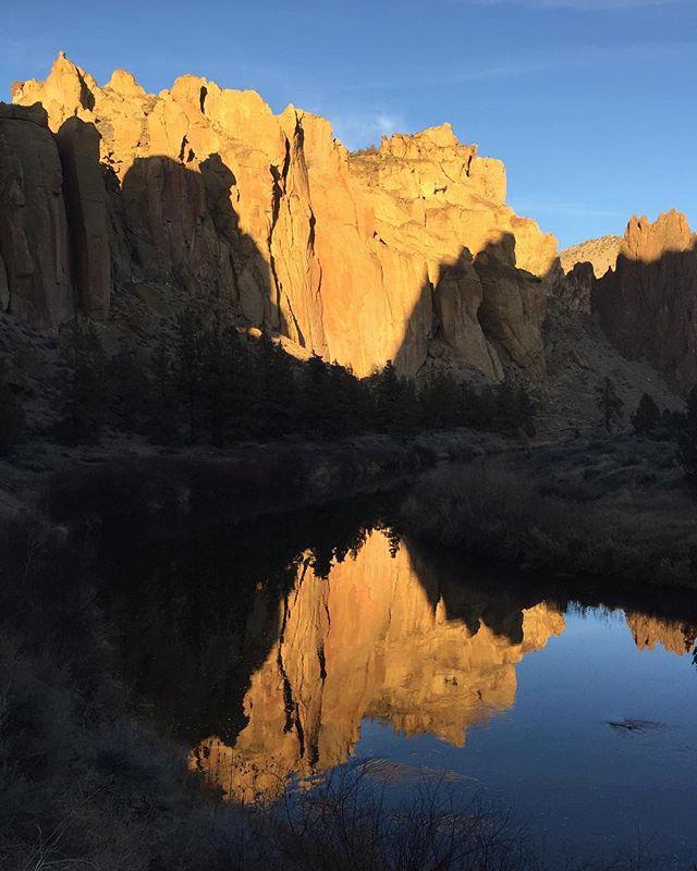 Smith Rock - Oregon