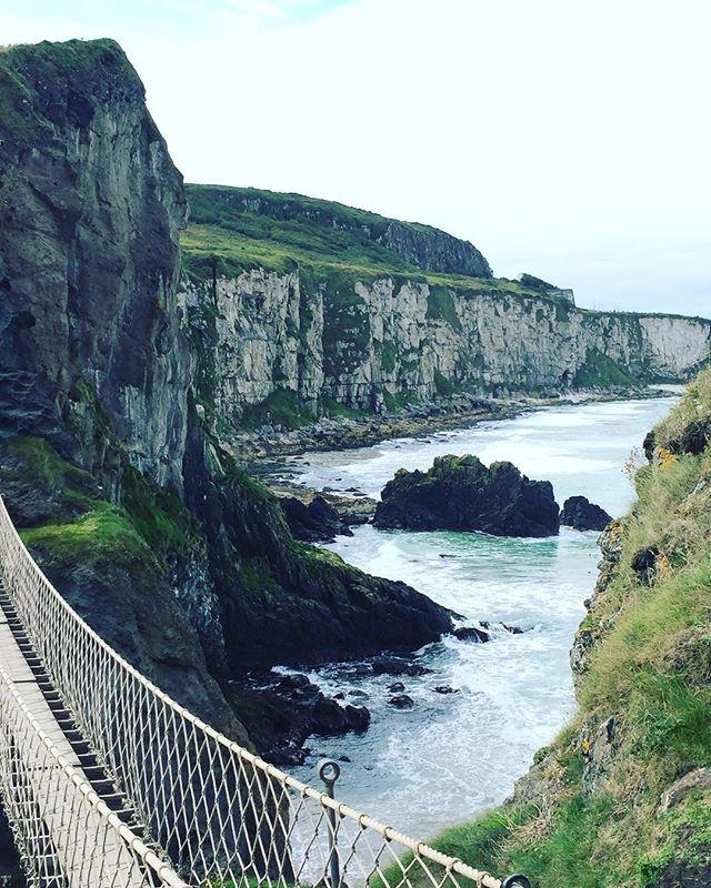 Carrick-A-Rede Rope Bridge, Northern Ireland