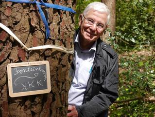 Lyrische woorden over de Fonteinboom!