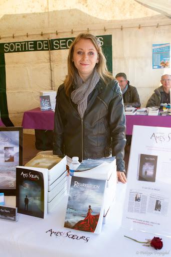 Salon des écrivains 2015