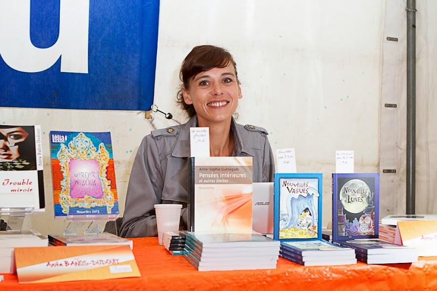 Salon des écrivains 2014