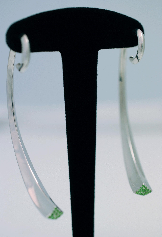 Bijoux d'oreilles Ambiguité