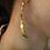 Thumbnail: Boucles d'oreillesTusk - Grand modèle
