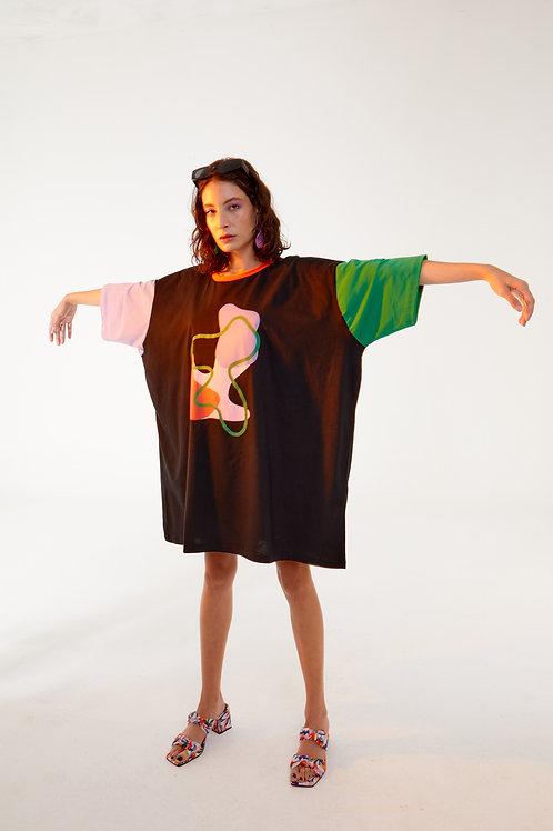 Camiseta Supersized Trajeto