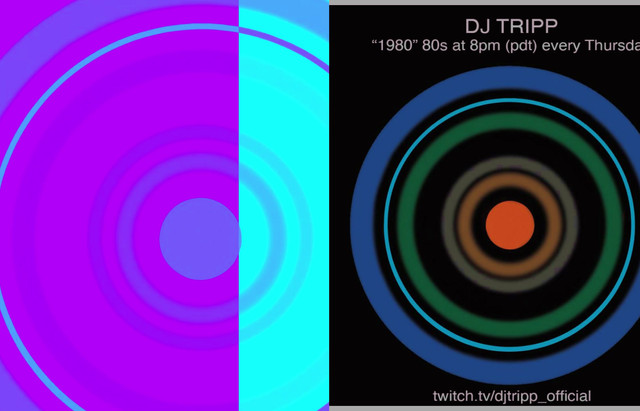 80s Night every Thursday on Twitch!