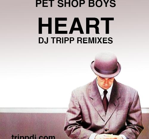 "Pet Shop Boys ""Heart"" DJ Tripp remixes out today!"