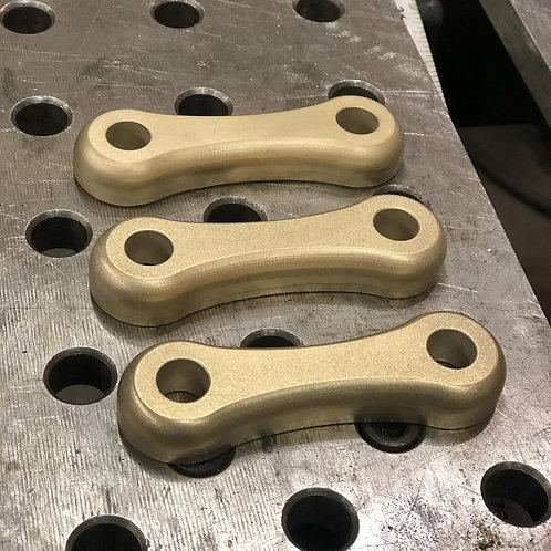 Springer stabilizer clamp