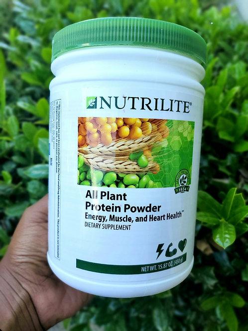 Plant- based Protein Powder