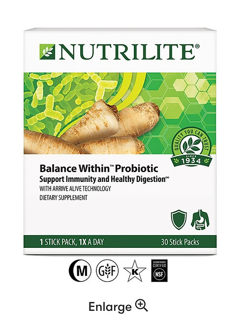 Balance Within Probiotic