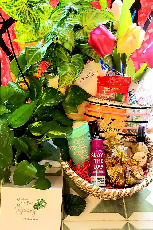 Teen Girl Wellness Basket
