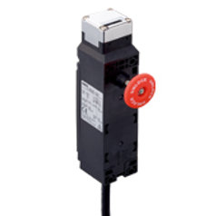 HS5E-C44L03-G Interlock switch with solenoid