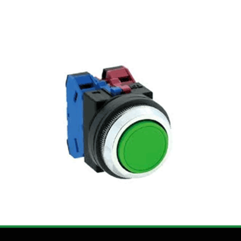 IDEC 25MM TWS SeriesPushbuttons Flush Momentary ABS111N
