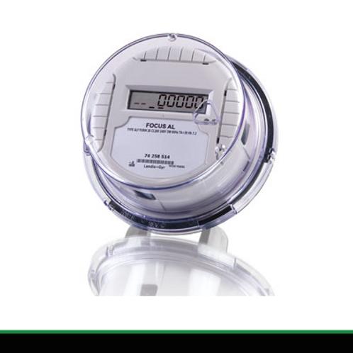 Landis+Gyr KWhr Meter E130 FocusAL FM2S
