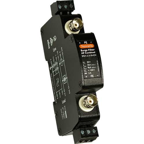 NOVARIS COMBINED POWER AND SIGNAL PROTECTORS
