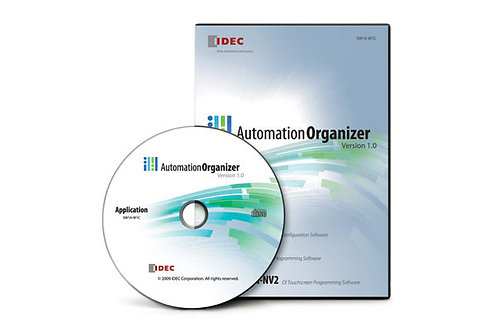 SW1A-W1C Automation Organizer Software
