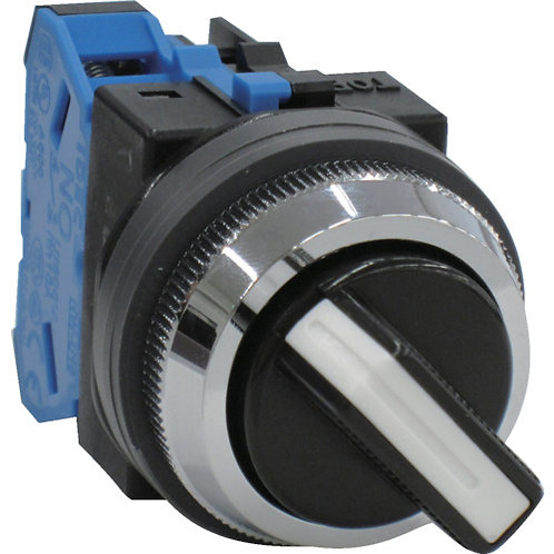 IDEC 30MM TWND SeriesSelector Switches Knob Operator 90°-2-Position ASN210