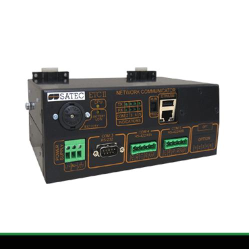 Satec ETC-II Intelligent Network Communicator